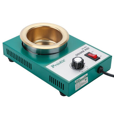 Lead Free Solder Pot 220V 150W 200W 250W 300W for Melting Solder, Plastic, Resin