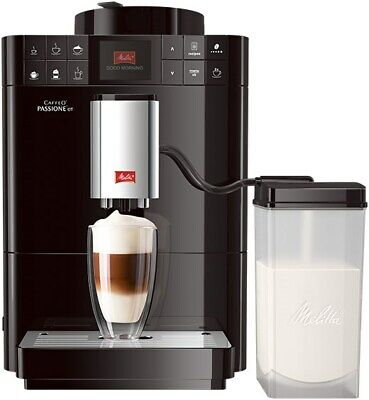 Melitta Caffeo Passione F53/1-102 One Touch Kaffeevollautomat 1,2l Milchbehälter
