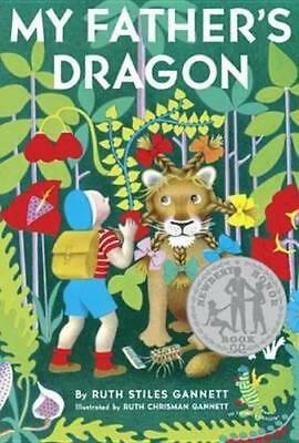 NEW My Father's Dragon By Ruth Stiles Gannett Paperback Free Shipping