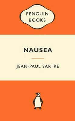 NEW Nausea : Popular Penguins By Jean-Paul Sartre Paperback Free Shipping