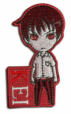 "Death Note L Patch 3/"" x 2/"" Licensed by GE Animation Anime 7274 Free Shipping"