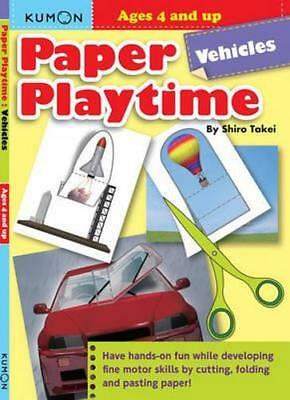 NEW Paper Playtimes By KUMON EDITORS Paperback Free Shipping