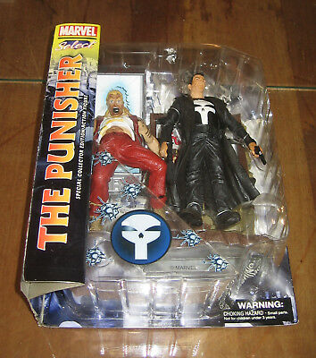 Marvel Select The Punisher Special Edition Action Figure Diamond Select Toys MIB