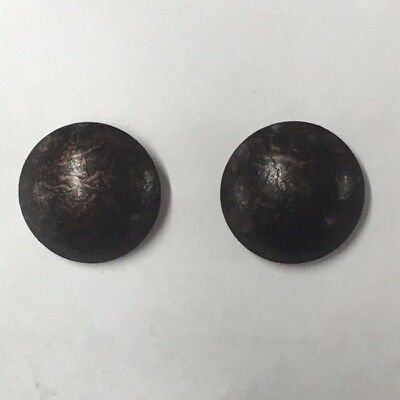 "1"" Old Gold Decorative Nail Upholstery Tacks (US125) 25-50-100-250"