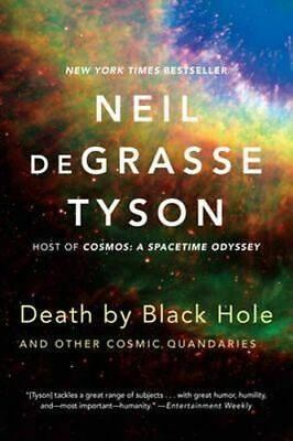NEW Death by Black Hole By Neil deGrasse Tyson Paperback Free Shipping