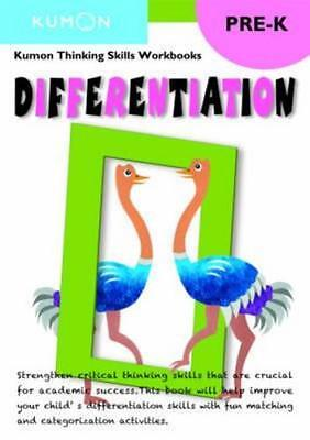 NEW Differentiation By Kumon Publishing Paperback Free Shipping