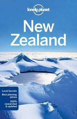 NEW New Zealand By Lonely Planet Travel Guide Paperback Free Shipping