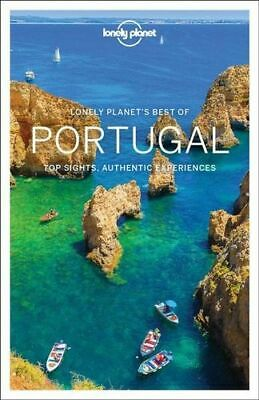 NEW Best of Portugal By Lonely Planet Travel Guide Paperback Free Shipping