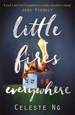 NEW Little Fires Everywhere By Celeste Ng Paperback Free Shipping