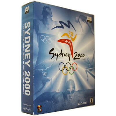 Sydney 2000 [Large Box] [PC Game]