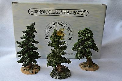 Boydstown Boyds Bearly-Built Villages - Boyds Town Arboretum Collection