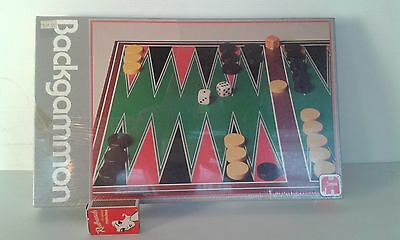 1983 Backgammon Board Game. Brand New