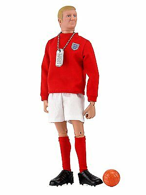 Action Man 50th Anniversary Edition - Bobby Moore Action Figure