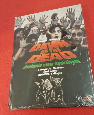 Buch Dawn of the Dead Neu OVP Frank Koenig Film Romero Kino Movie Zombie Horror