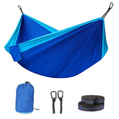 Hamac Suspendu Hamac Double et Simple Camping Hamac Portable Ultra-léger Hamac P