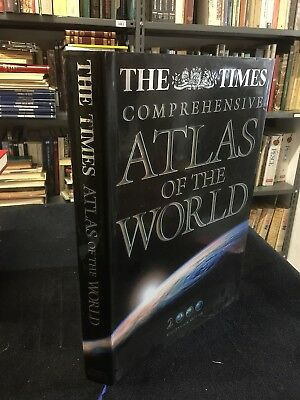 The Times Comprehensive Atlas Of The World Millenium Edition 2000