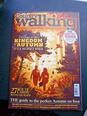 Country Walking Magazine November 2017 Issue (new)