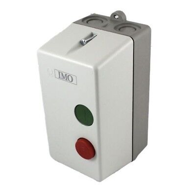 IMO SR02D DOL Starter 4kW 400V AC (multi buy discount with over load available)
