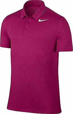 8ad44c20 NIKE MENS BREATHE Heather Dri fit Polo ,Style 833063 607 ,Medium ...