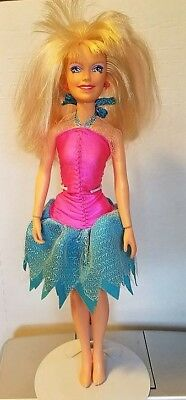 VINTAGE JEM & THE HOLOGRAMS DOLL - FLASH 'N SIZZLE JEM -1987 Excellent Condition