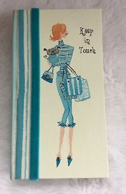Keep In Touch Jeanne Louise Hard Cover Address Book New