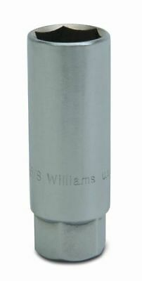 Williams 31518 18mm Shallow 6-Point Socket with 3//8-Inch Drive