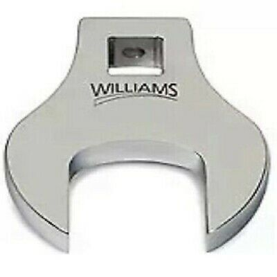 Williams 10716 3/8 Drive Crowfoot Wrench, 1-3/8-Inch