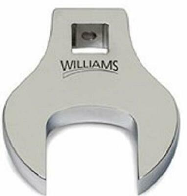 Williams 10712 3/8 Drive Crowfoot Wrench, 1-1/8-Inch