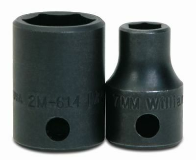 Williams 2M-618 3/8-Inch Drive Impact 6-Point Socket