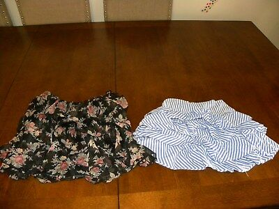 Polo Ralph Lauren Set Of Two Sz S 7 Skirts Great For School, Pictures Everyday