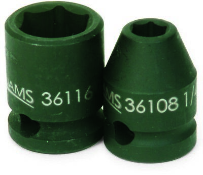 Williams 36120 5/8 Shallow 6-Point Impact Socket