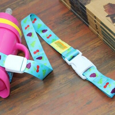 Baby Sippy Cup Bottle Holder Strap Leash Tether Adjustable Baby Bottle Clip Toys