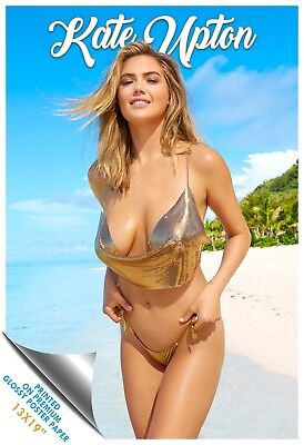 KATE UPTON 2017 Sports Illustrated Swimsuit Cover Poster ...