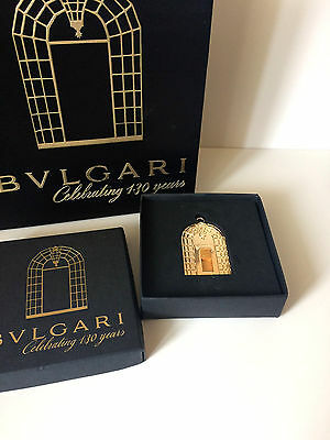 Bulgari Celebrating 130 Years Usb Stick Sammlerstück Exklusiv Vip Neu Ovp