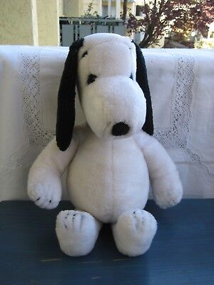 """Peanuts Snoopy 18"""" Classic Plush Doll for Outfit by Determined 80s"""