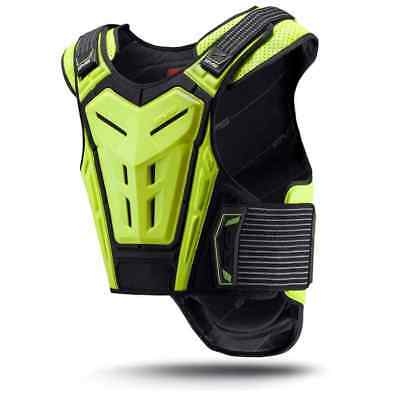 EVS Protective Gear Adult Armor Motocross Off Road Dirt Bike Street Hi Vis Vest