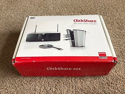 Best Price Discount Barco Clickshare Csc-1 Complete Presentation System