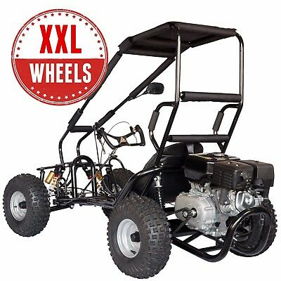 HAR270XR ✸ Extreme off road buggy ✸ Full sized Roll cage ✸ Dirt quad ATV Go kart