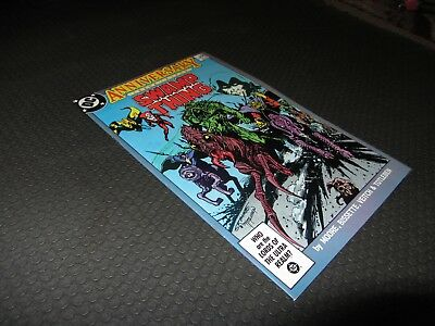 Swamp Thing 50 VF/NM 9.0, 1st Justice League Dark (DC 1986)