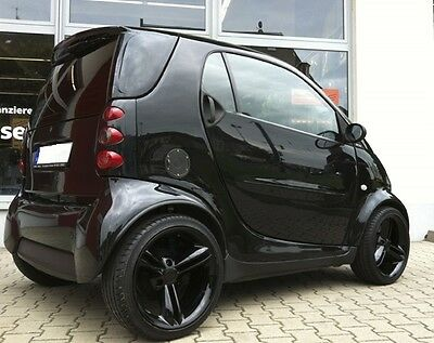 brabus smart for two 453 nabendeckel nabenkappen aluminium. Black Bedroom Furniture Sets. Home Design Ideas