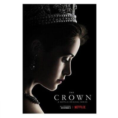 THE CROWN: Season 1 * Brand New and Sealed * Free UK Postage