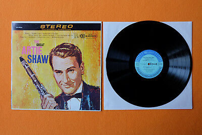 Artie Shaw - The Great - RCA Camden CAS 465e - LP Sehr gut!