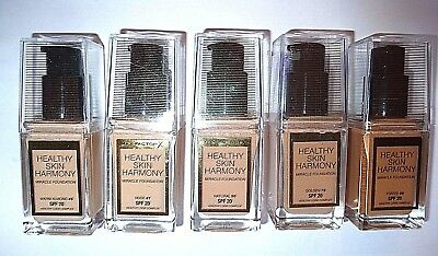 MAX FACTOR Healthy Skin Harmony Miracle Foundation spf20 30ml - VARIOUS USE MENU