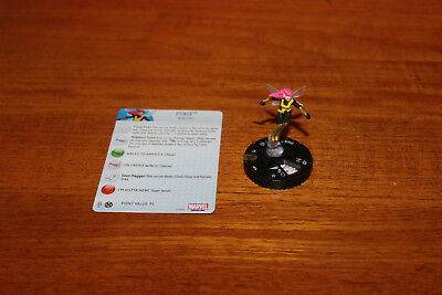 Heroclix Uncanny X-Men Pixie #056 Super Rar