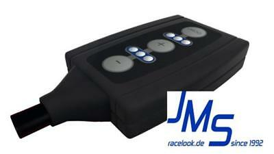 JMS racelook-speed pedal RENAULT CLIO IV Grandtour 2013-... 1.2 TCe 120, 120PS/8