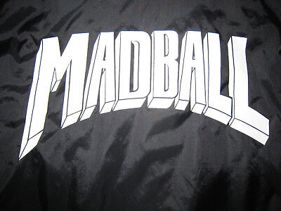 Madball-Jacke,Gr.XL,Tour 1995(Agnostic Front,Cro-Mags,Sick Of It ALL)