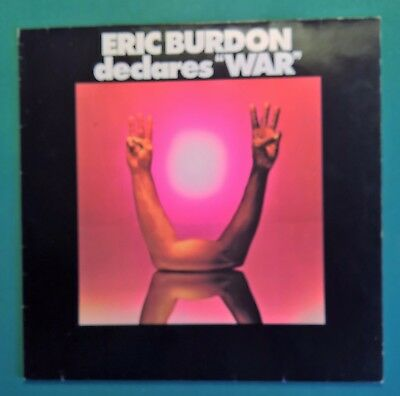 "LP-Eric Burdon&War–Eric Burdon Declares ""War""-Label-LAX Records–0060.154"