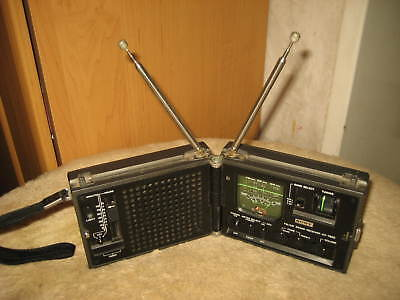 SONY ICF - 7800 3 Band Receiver Radio FM/SW/MW Made in Japan