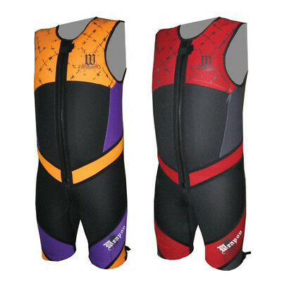 Williams Competitor Barefoot Suit - Mens - Sizes S - 4Xl (8280) Pfd-3 Approved