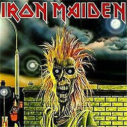"New Music Iron Maiden ""Self Titled"" LP"